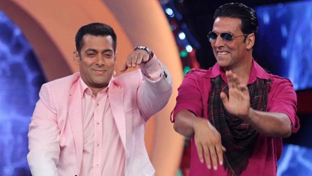 बिग बॉस 11 के फिनाले में दिखेगी अक्षय कुमार और सलमान खान की जोड़ी