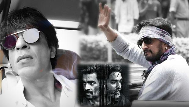 तमिल क्राइम ड्रामा विक्रम वेदा रीमेक में शाह रुख खान, सुदीप और नागार्जुन!