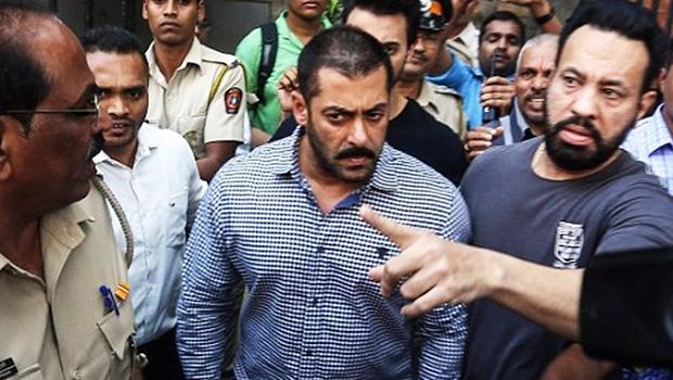सलमान खान के अंगरक्षक शेरा के खिलाफ पुलिस शिकायत दर्ज, गैंग रेप की धमकी का आरोप