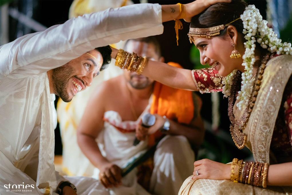 नागा चैतन्य और सामंथा प्रभु सह कलाकार से बने जीवन साथी, शुक्रवार को हुई शादी