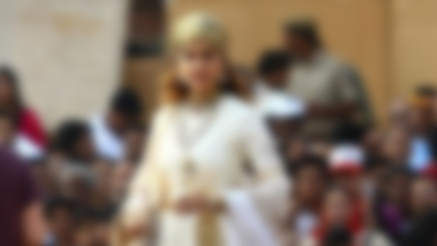 झांसी की रानी के किरदार में कुछ ऐसी दिख रही हैं कंगना रनौट!