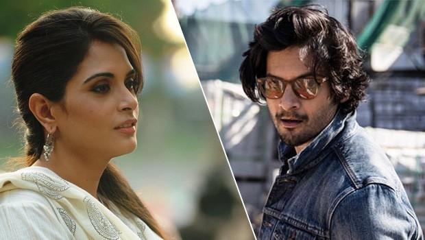 जल्द! असल जीवन प्रेमी युगल ऋचा चड्ढा और अली फजल रोमांटिक फिल्म में