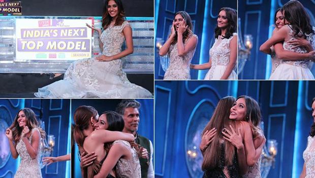 अहमदाबाद की रिया सुबोध ने जीता India's Next Top Model सीजन 3 खिताब!