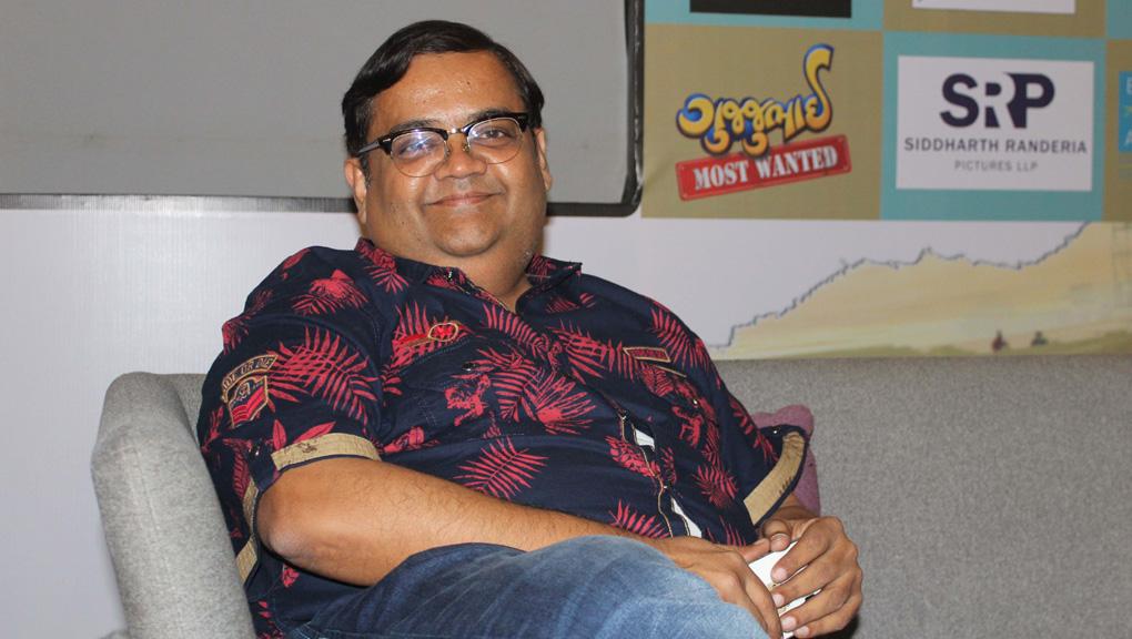 प्रभास की फिल्म 'साहो' में दिखेंगे गुज्जुभाई द ग्रेट अभिनेता सुनील विश्राणी!