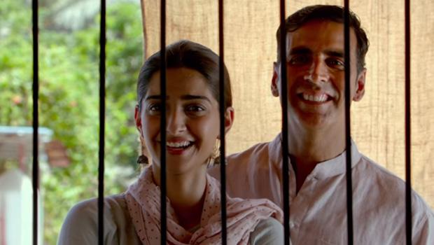पैडमैन के गाने हू—ब—हू में दिखेगा अक्षय कुमार और सोनम कपूर का दोस्ताना