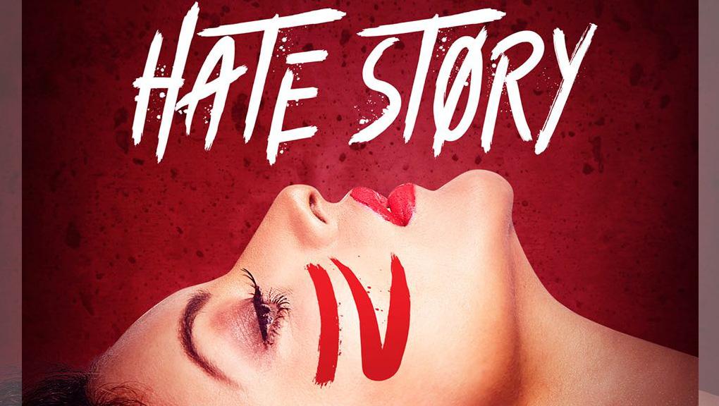 हेट स्टोरी 4 का आधिकारिक पोस्टर रिलीज, उर्वशी रौतेला लीड भूमिका में!