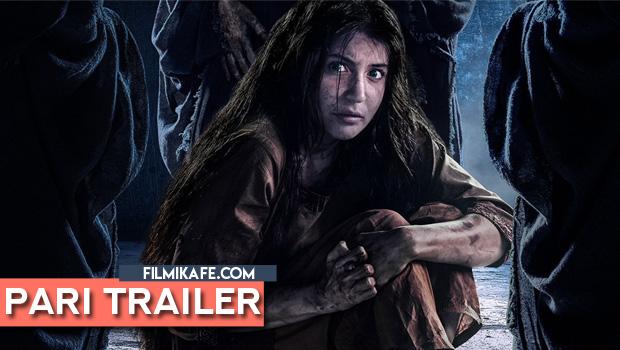 भयावहता और रहस्य से भरा हुआ है अनुष्का शर्मा की परी का ट्रेलर