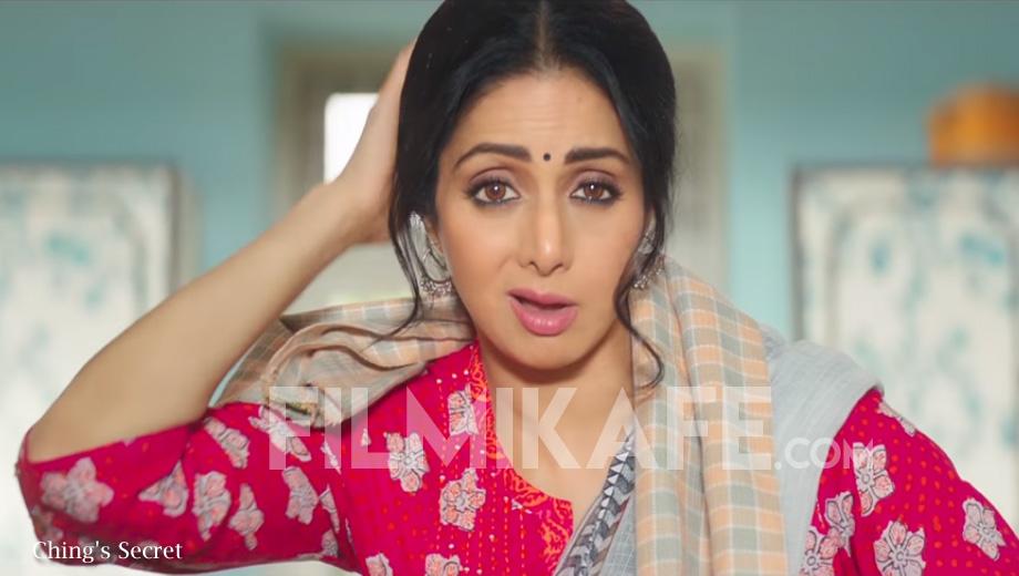 क्या अभिनेत्री श्रीदेवी का नया वीडियो विज्ञापन रिलीज होने वाला था?