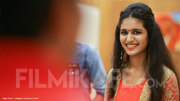 तेलुगू फिल्म जगत में प्रिया प्रकाश की डिमांड शीर्ष पर