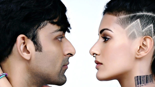 राजमा चावल में कुछ ऐसी दिखेंगी अभिनेत्री अमायरा दस्तूर