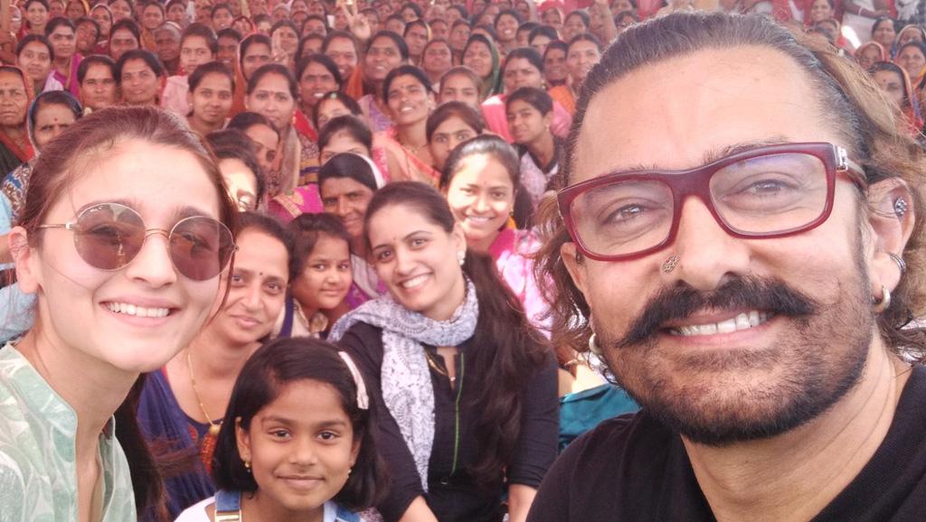 ओशो आधारित फिल्म में आमिर खान और आलिया भट्ट निभाएंगे लीड भूमिका!
