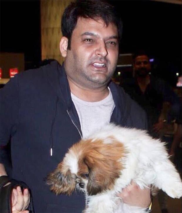 कपिल शर्मा एयरपोर्ट पर कैमरों में हुए कैद, तस्वीर ने बयान की हालत