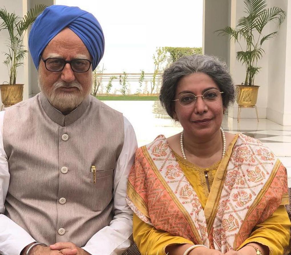 ये अभिनेत्री निभाएंगी पर्दे पर मनमोहन सिंह की पत्नी का किरदार