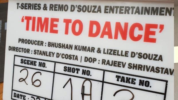 फिल्म टाइम टू डांस में साकिब सलीम का रहस्य भरा प्रवेश!