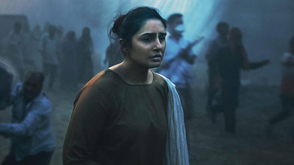 Web Series Review : हुमा कुरैशी की वेब सीरीज 'लैला'